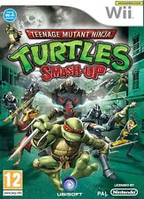 Teenage Mutant Ninja Turtles: Smash-Up Wii Game