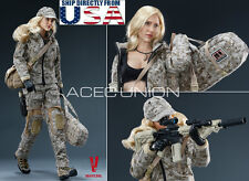 PRE-ORDER 1/6 Jessica Alba Camouflage Women Soldier Full Set VCF-2030 U.S.A.