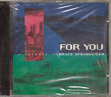 CD FOR YOU A TRIBUTE TO BRUCE SPRINGSTEEN (Totem 95 ITALY) out of catalog SEALED