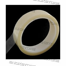 NASTRO ADESIVO 24mm ALTA TEMPERATURA TRASPARENTE high temperature TAPE TRANSPARE