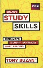 Buzan's Study Skills: Mind Maps, Memory Techniques, Speed Reading and More! (Min