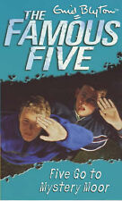 Five Go to Mystery Moor (Famous Five), Enid Blyton