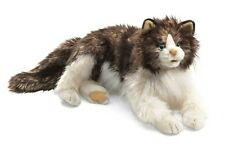 Ragdoll Cat Puppet with Moveable Mouth, Folkmanis Mpn 2558, 3 & Up, Boys & Girls