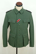 WWII M43 elite field wool tunic Feldbluse M