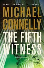 The Fifth Witness (A Lincoln Lawyer Novel) Connelly, Michael Hardcover
