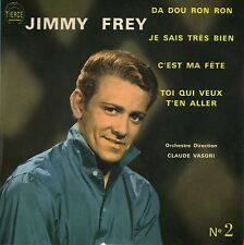 JIMMY FREY DA DOU RON RON FRENCH ORIG EP CLAUDE VASORI