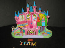 Disney Magic Kingdom Playset With Figures Working Sounds Polly Pocket
