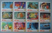 Walt Disney Classics Robin Hood Video Advertising Collector Cards