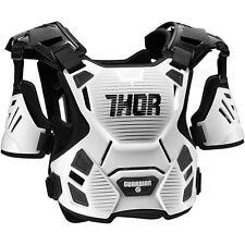 New 2017 XL/XXL Adult Thor Guardian Body Armour Motocross Enduro White