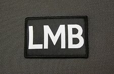 Last Man Battalion Call Sign Patch The Division Game VELCRO® Brand Hook & Loop