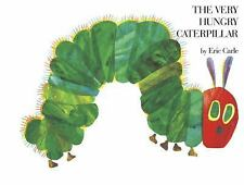 The Very Hungry Caterpilar by Eric Carle (2011, Hardcover, Bilingual)