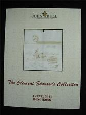JOHN BULL AUCTION CATALOGUE 2011 THE CLEMENT EDWARDS COLLECTION