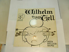 THE WILHELM TELL BIER KELLER BAND IC1124 EDELBRAU LP VINYL
