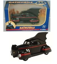 BATMAN : Batmobile : 1940's DC COMICS VERSION DIECAST MODEL