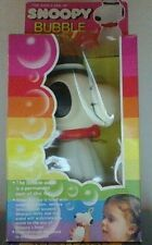 Vintage Peanuts Snoopy Bubble Toy Hard To Find New In The Box