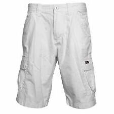 "Napapijri Shorts Combat Chino white mid length 30-31"" W Small sale cheap cargo"