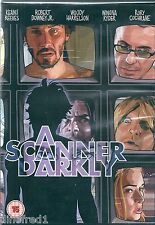 A Scanner Darkly (DVD, 2007) NEW SEALED
