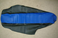 FLU DESIGNS PLEATED GRIPPER SEAT COVER YAMAHA WR450F WRF450  2007-2011