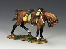 KING AND COUNTRY AUSTRALIAN LIGHT HORSE Standing Horse #2 AL46 AL046