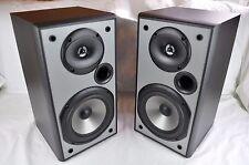 Pair Pioneer S-H153B-K Bookshelf Speakers ~ Black