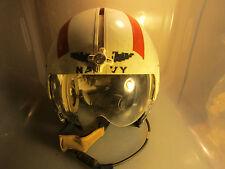 Vintage Navy Flight Helmet