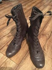 clarks victorian boots
