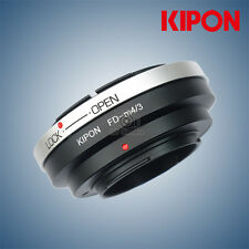 New Kipon adapter for Canon FD mount lens to micro 4/3 M4/3 camera G1/GH1/EP-1Ne