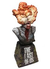 "Naughty Dog The Last of Us Clicker Bust 1:1 Scale Polystone 1500 Units 11"" Tall"