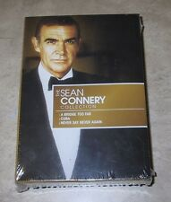 The Sean Connery Collection 3 DVD box set NEW factory sealed Cuba Bridge Too Far