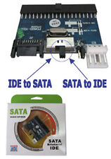 Sata A Ide Y Ide A Sata Convertidor Adaptador Para Cctv Compatible Con Sata1.0