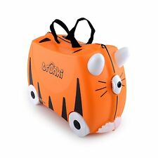 """New Limited Edition Trunki Ride-On Suitcase: """"Tipu"""" Tiger print KIDS FUN TRAVEL"""