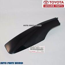 GENUINE TOYOTA 01-03 RAV4 FRONT LH BLACK ROOF RACK LEG COVER 63492-42011-B1