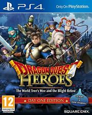 PS4 Spiel Dragon Quest Heroes Day One Edition NEUWARE
