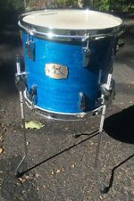 "Pearl 12"" ELX Floor Tom Drum Transparent Turquoise Jazz Kit"