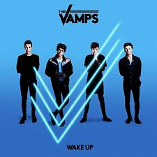 Wake Up - The Vamps (CD, 2015, Island Records) - FREE SHIPPING
