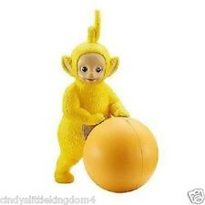 New Teletubbies 8.5cm Collectible Laa-Laa Figure with Ball Toy