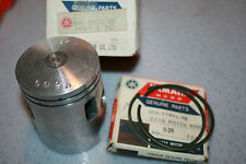 Yamaha  snowmobile nos piston and rings SL338 1969-73 1st  over vintage .25mm