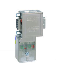 Profibus DP connector with Opto-isolator,with programming prot 300 972-BB6000
