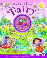 NEW - Seek and Find Fairy: Find a Charm Book by Elliot, Rachel