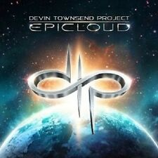 "DEVIN TOWNSEND PROJECT ""EPICLOUD""  CD NEU"