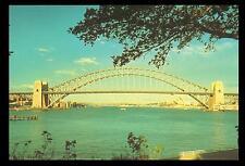 SYDNEY HARBOUR BRIDGE POSTCARD Australia Post 1976 PRE-PAID 18c MINT USABLE