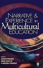 Narrative and Experience in Multicultural Education-ExLibrary