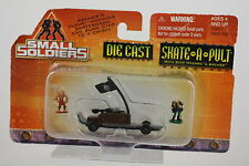 Piccoli SOLDATI DIE-CAST Archer FIAMMA Gettare stakeboard con Chip