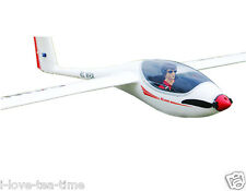 2.6m ASW28 EPO&Plastic Remote Control Glider Model RTF W/ Battery Radio Charger
