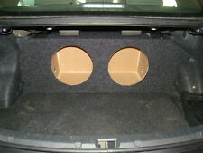 2009-2013 Toyota COROLLA Custom SUB BOX Subwoofer Enclosure By ZEnclosures