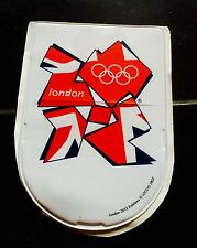Olympic Car Pass Holder with London 2012 Olympics Collector Memento Keepsake