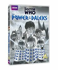 Doctor Who . The Power Of The Daleks . 2 DVD . NEU . OVP