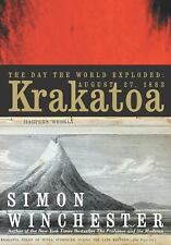 KRAKATOA_THE DAY THE WORLD EXPLODED AUGUST 27, 1883_NEW HC/DJ_SIMON WINCHESTER