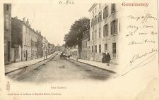 CARTE POSTALE COMMERCY  MEUSE  RUE CARNOT