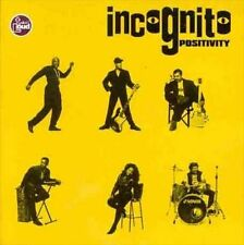 Positivity by Incognito (CD, Aug-2000, Mercury)